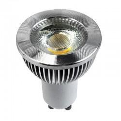 LED GU10 8W Day light Dim