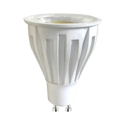 LED GU10 9W Cool White Dimmable