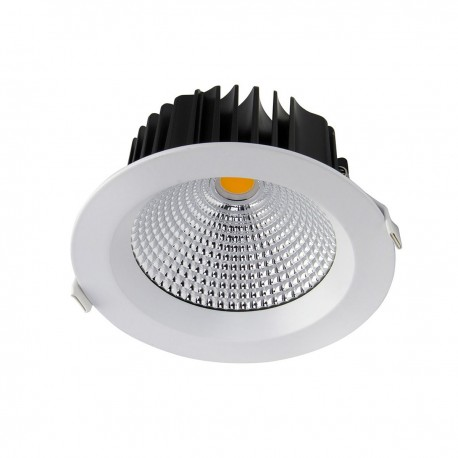 18W LED COB D/Light White Cool White Dimmable