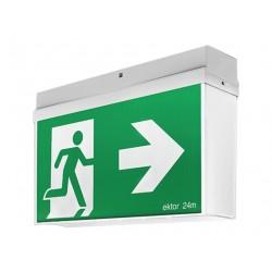 MERCURY BASIC Universal LED Emergency Exit Light