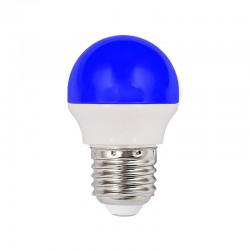 LED F/Round 1.8W E27 Blue