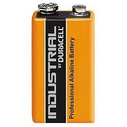 9V Size Procell Industrial Alkaline Battery