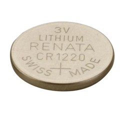 Panasonic Lithium Coin Cell 3V Battery CR1220