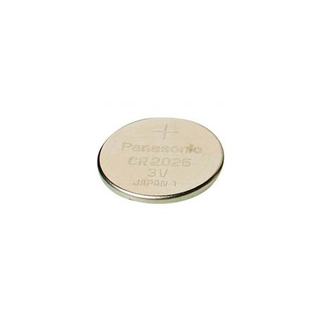 Panasonic Lithium Coin Cell 3V Battery CR2025