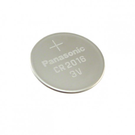 Panasonic Lithium Coin Cell 3V Battery CR2016
