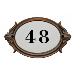 DECORA HOUSE NUMBER
