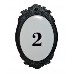Rose Stem House Number