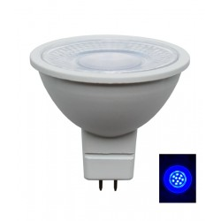 LED MR16 12V AC/DC 5W Blue