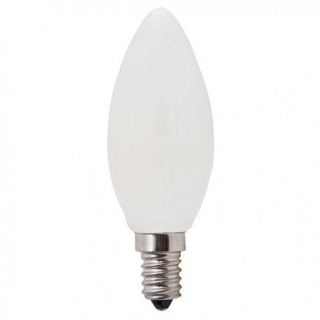 4W LED Candle SES Opal Day Light Dimmable
