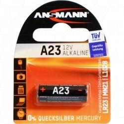 Ansmann A23 12V Alkaline Battery