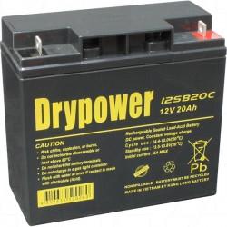 Drypower 12V 20Ah Sealed Lead Acid Battery
