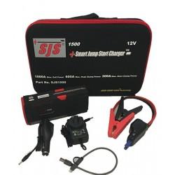 SJS1500TP: Smart Jump Start Charger with tyre pump