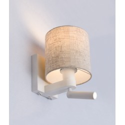 CITY BRIGHTON Wall Lamp+LED Adjustable Reading Light 3K